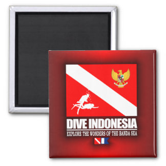 Dive Indonesia Magnet
