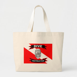 Dive Instructor Products Tote Bags