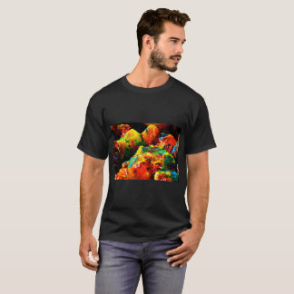Dive Into Color T-Shirt