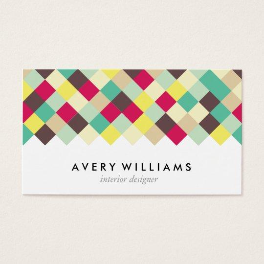 Dive Into Colour Business Card