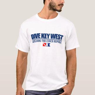 Dive Key West Apparel T-Shirt