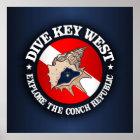 Dive Key West Poster