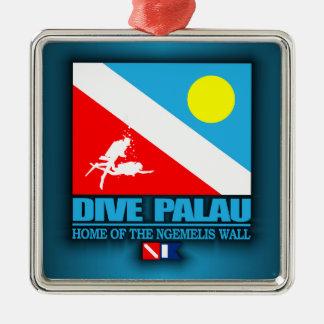 Dive Palau Christmas Ornament