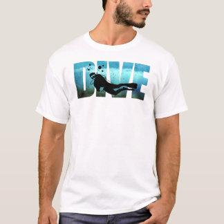 DIVE Scuba Diving Mens T-Shirt