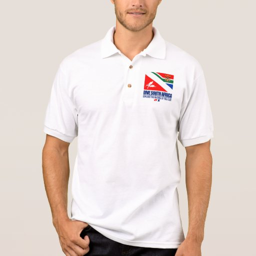 Dive South Africa Polo T-shirt