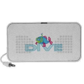 DIVE iPod SPEAKERS