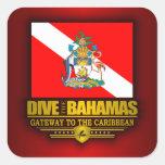 Dive the Bahamas 2 Sticker