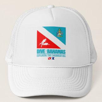 Dive The Bahamas Trucker Hat