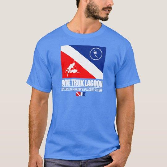 Dive Truk Lagoon T-Shirt