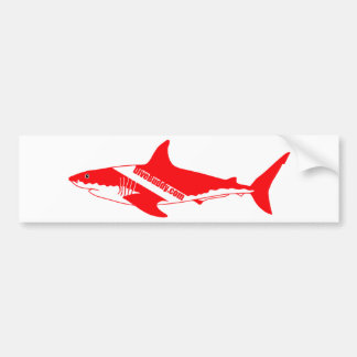 DiveBuddy.com Shark Sticker