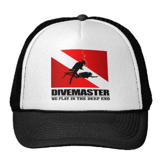 Divemaster (Deep End) Cap