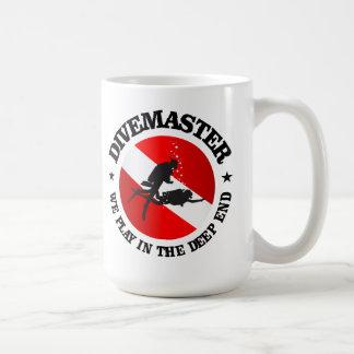 Divemaster (Deep End) Coffee Mug