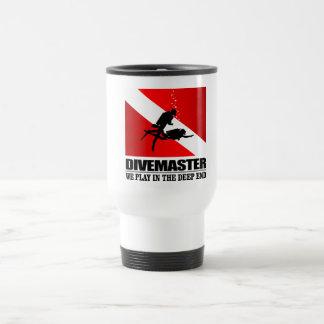Divemaster (Deep End) Travel Mug