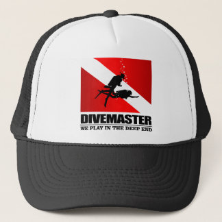 Divemaster (Deep End) Trucker Hat