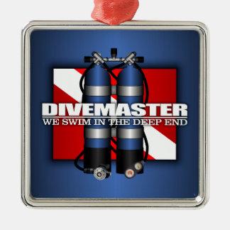 Divemaster (Scuba Tanks) Christmas Ornament