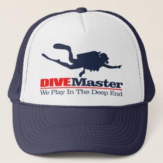 DIVEMaster Trucker Hat