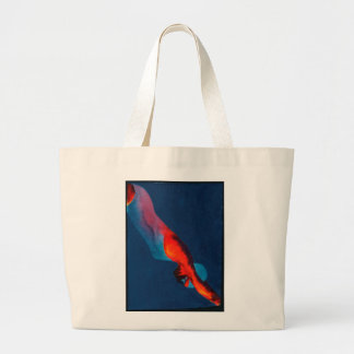 Diver 2011 large tote bag