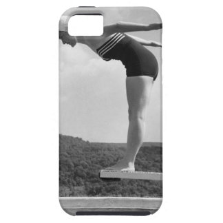 Diver iPhone 5 Covers