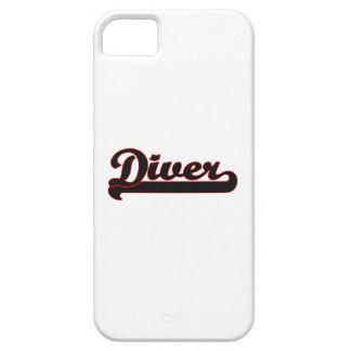 Diver Classic Job Design iPhone 5 Covers