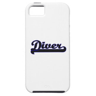 Diver Classic Job Design iPhone 5 Cover