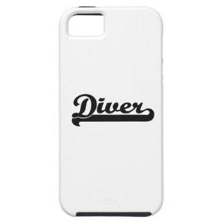 Diver Classic Job Design iPhone 5 Cases
