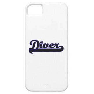 Diver Classic Job Design Case For The iPhone 5