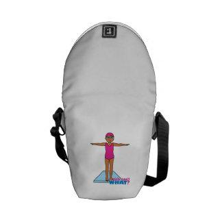 Diver - Dark Courier Bag