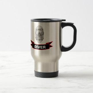 Diver Travel Mug 2