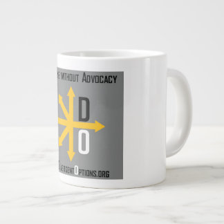 Divergent Options Jumbo Mug