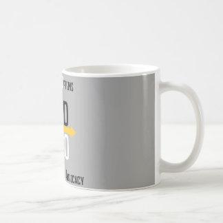 Divergent Options Mug