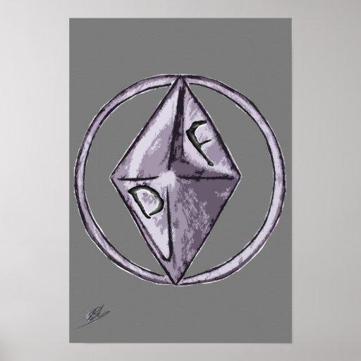 DivergentFOUNDRY Emblem Posters