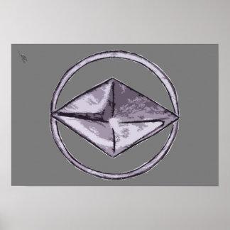 DivergentFOUNDRY Emblem Poster