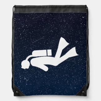 Divers Minimal Drawstring Bags