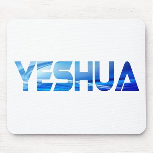 Divers Yeshua Effet eau TIF Mousepads