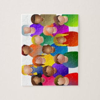 Diverse Community Jigsaw Puzzle