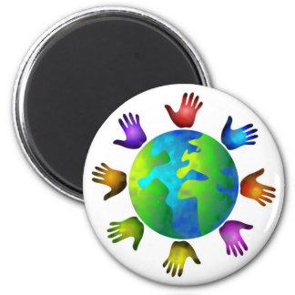 Diverse World Magnet