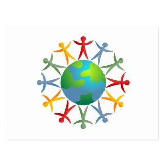 Diverse World Post Card