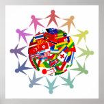 Diverse World Poster