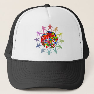 Diverse World Trucker Hat