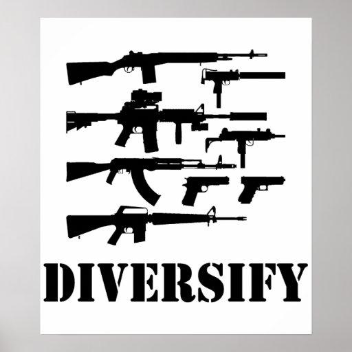 Diversify Poster