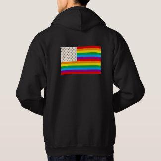 Diversity Flag Hoodie