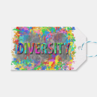 Diversity. Gift Tags