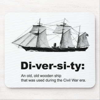 Diversity Mouse Pads