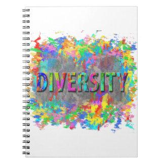 Diversity. Notebook