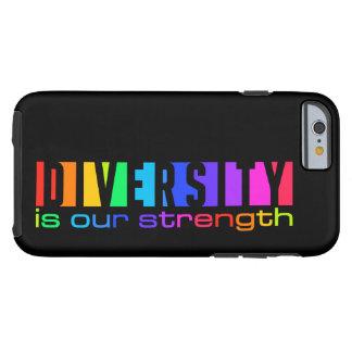 DIVERSITY phone cases