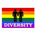 Diversity Postcards