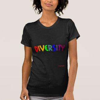 Diversity (Rainbow) (ladies blouse pictured) Tshirts