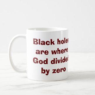 Divide by Zero Math Mug