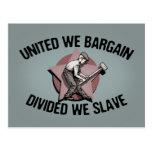 Divided We Slave
