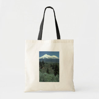 Dividing Lines Canvas Bag